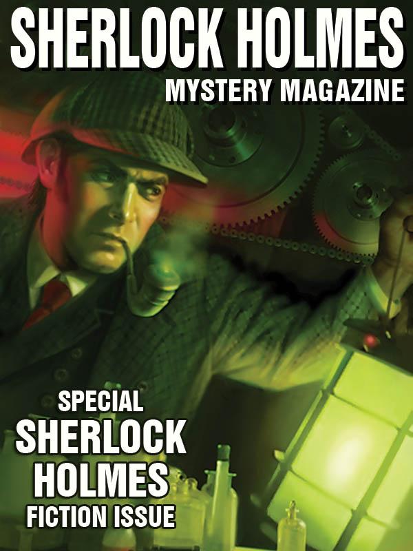MagazineSherlock Holmes Mystery Magazine #05 (epub/Kindle)