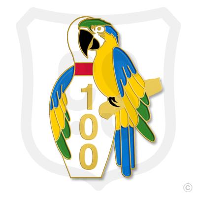 100 Parrot