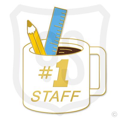 #1 Staff