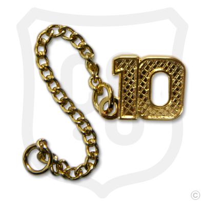 10 w/ Chain
