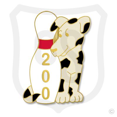 200 Dalmatian (dog)