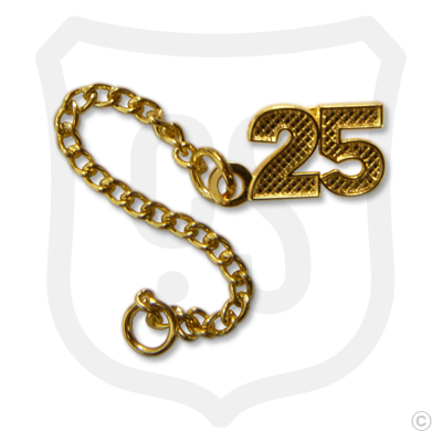 25 w/ Chain