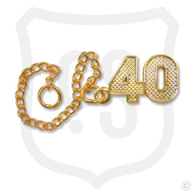 40 w/ Chain