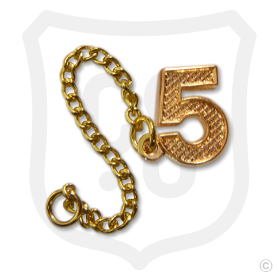 5 w/ Chain