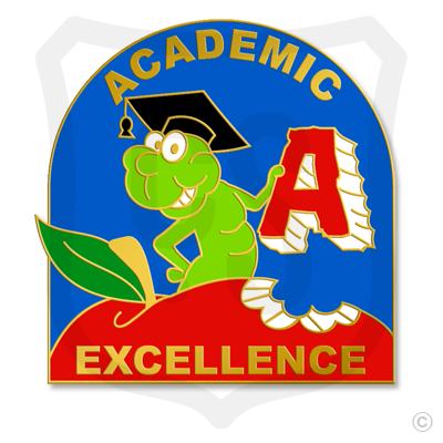 Academic Excellence (Bookworm)