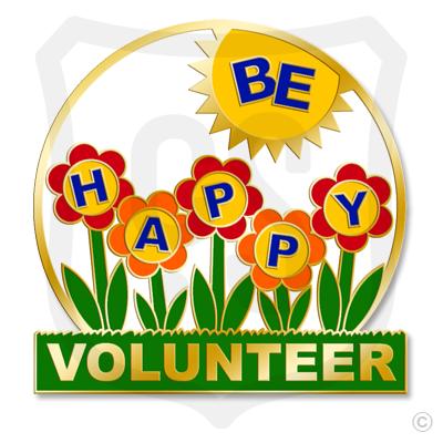 Be Happy Volunteer