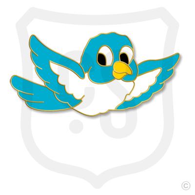 Blue Bird - Golf