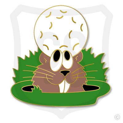 Gopher (Golf Ball)