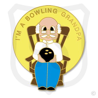 I'm a Bowling Grandpa