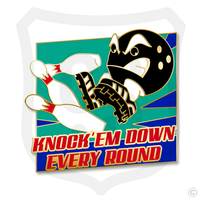 Knock'em Down Every Round