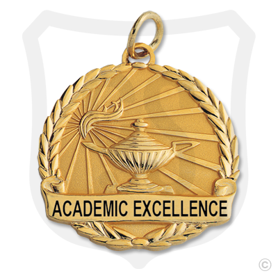 Lamp of Learning (Academic Excellence)
