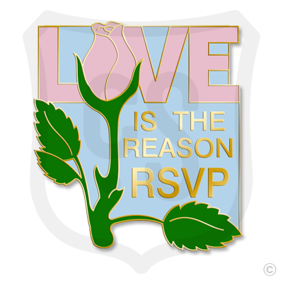 Love Is The Reason RSVP
