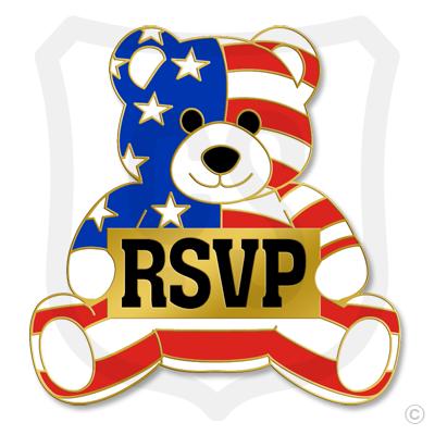 RSVP (Patriotic Bear)