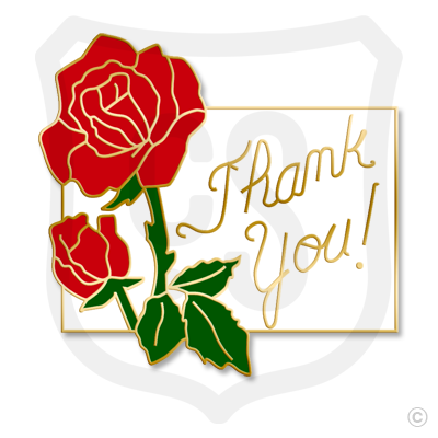 Thank You (Red Rose)