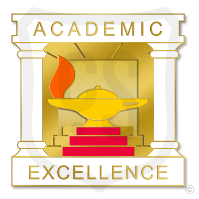 Academic Excellence w/ Pillars