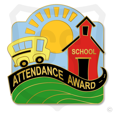 Attendance Award/School Bus