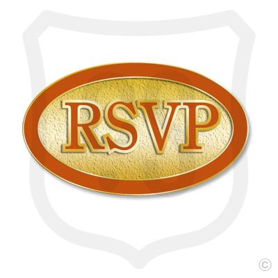 RSVP (Oval)