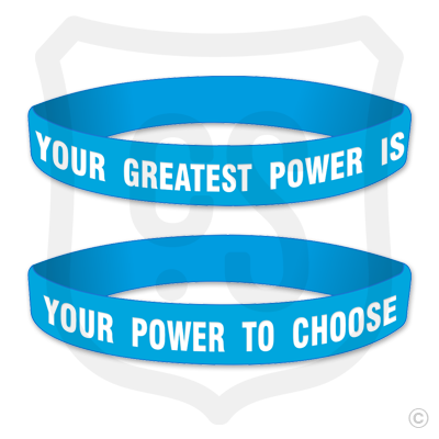 Your Power to Choose (Blue)