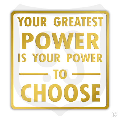 Your Greatest Power Pin
