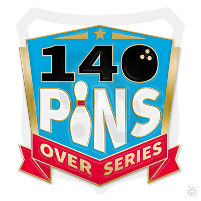 140 Pins Over Series
