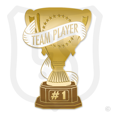 Team Player #1 (trophy)
