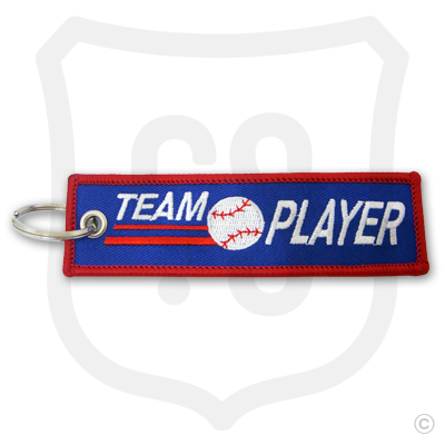 Team Player Bag Tag