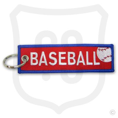 Baseball Bag Tag