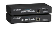 Black Box ServSwitch CAT5 KVM Extender, Single-Access Kit ACU1001A