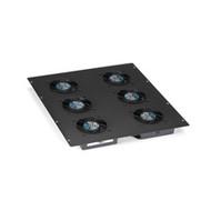 Black Box 6-Fan (450-cfm) Top Panel for Elite Cabinets, 220 VAC ECTOP2F220