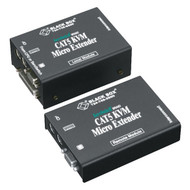 Black Box ServSwitch CATx KVM Micro Extender Kit, Dual-Access ACU3009A