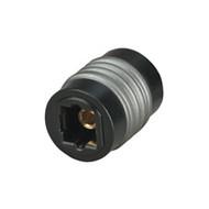 Black Box TOSLINK to TOSLINK Coupler EFJ10