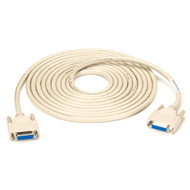 Black Box DB15 Thumbscrew Cable, Female/Female, 20-ft. (6.0-m) EGM16T-0020-FF