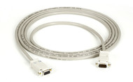 Black Box 9-Pin (DB9 Male) to AT Cable (DB9 Female), 10-ft. (3.0-m) EHM025-0010