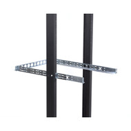 Black Box Equipment Mounting Rails, 1U, 2-Post EMR2-1U