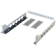 Black Box Equipment Mounting Rails, 3U EMR4-3U