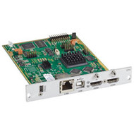 Black Box DKM FX Transmitter Modular Interface Card, HDMI and USB HID over CATx ACX1MT-HDM2-C