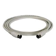 Black Box 5-Pin DIN Cable (CL2), 20-ft. (6.0-m) EVMBDC-0020-MF