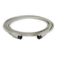 Black Box 5-Pin DIN Cable (CL2), 25-ft. (7.6-m) EVMBDC-0025-MF