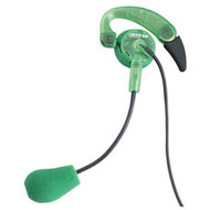 Black Box 2-in-1 Office Headset, Lime HS205A