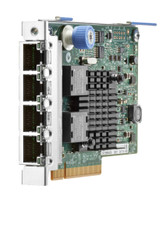 HPE Ethernet 1Gb 4-port 366FLR Adapter