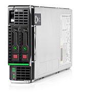 HP BL460c GEN8 Xeon 8C E5-2640v2 2.00GHz 32GB P220i/512 Blade Server