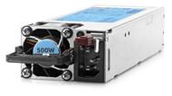 HPE 500W Flex Slot Platinum Hot Plug Power Supply