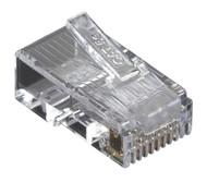 Black Box Black Box Connect CAT5e RJ-45 Modular Plugs - Unshielded, 50-Pack C5E-MP-U-50PAK