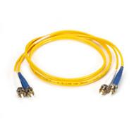 Black Box FC UPC/APC Single-Mode Fiber Optic Cable, FC/UPC-FC/UPC, Duplex, 2-m ( EFN6000-002M