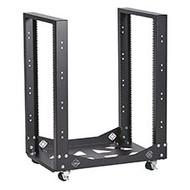 Black Box Mobile Rack - 4-Post, 19U RM225A