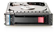 HP StorageWorks P2000 2TB 6G SAS 7.2K LFF Hard Drive AW555A