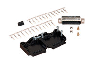 Black Box RS-232 Connector Kit, DB25 Male FA012