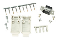 Black Box RS-232 Connector Kit, DB9 Male FA048