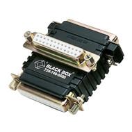 Black Box Data Tap, RS-232, (3) DB25 Connectors, MMF FA144A