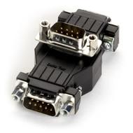 Black Box Data Tap, DB9, (3) DB9 Connectors, MMM FA151A